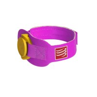 Compressport Timing Chip Band - Pink