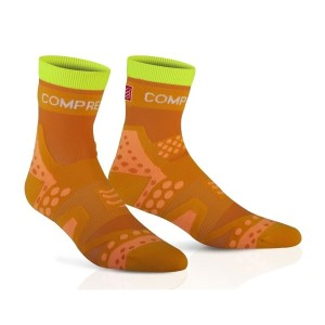 Compressport Ultra Light Running Socks - Orange