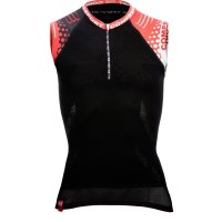 Compressport Compression Trail Running Tank - Black